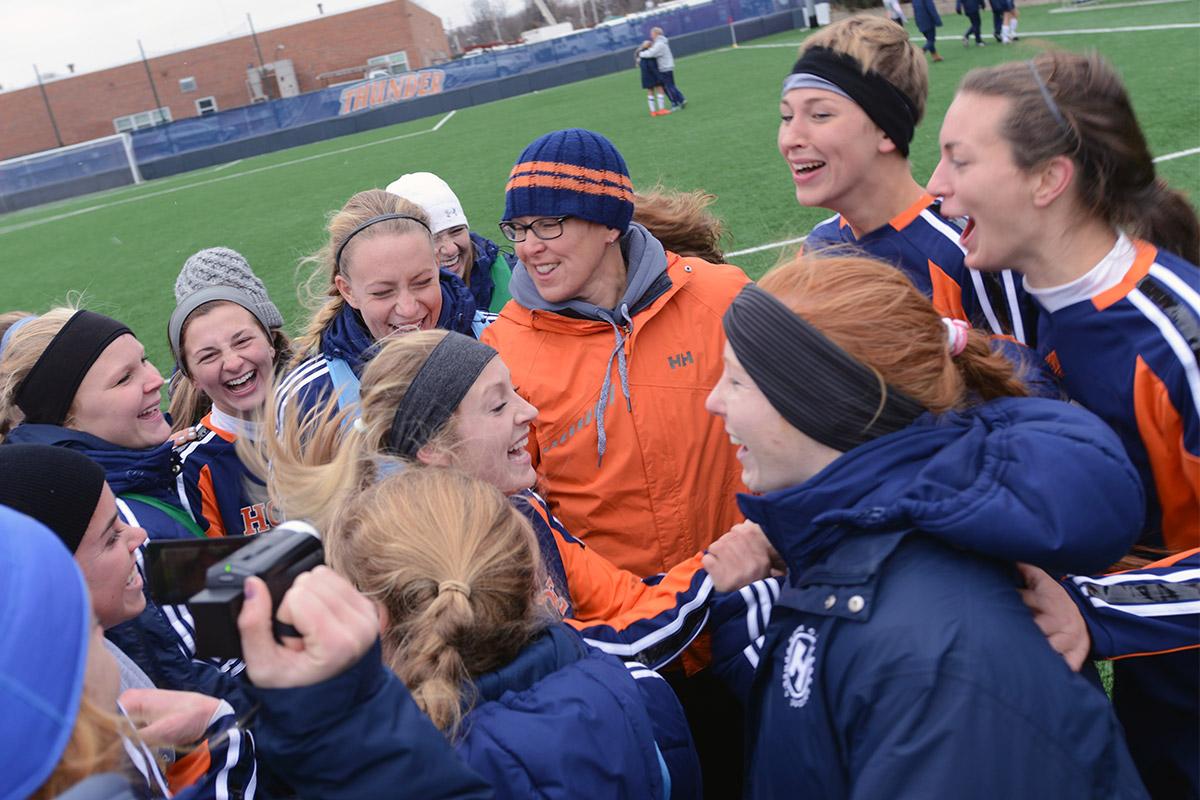 Dr Leigh Sears - Hope College Women's Soccer Head Coach