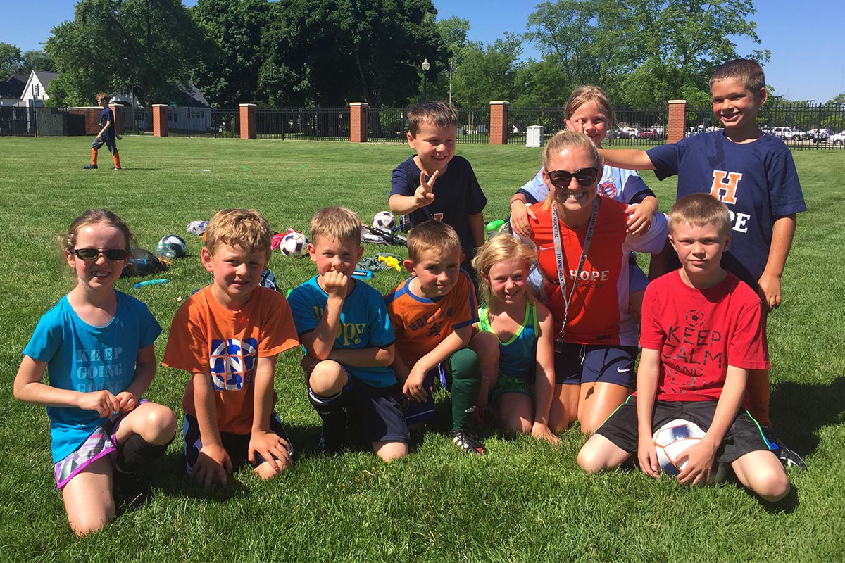 Hope Soccer Camps - Day Camp