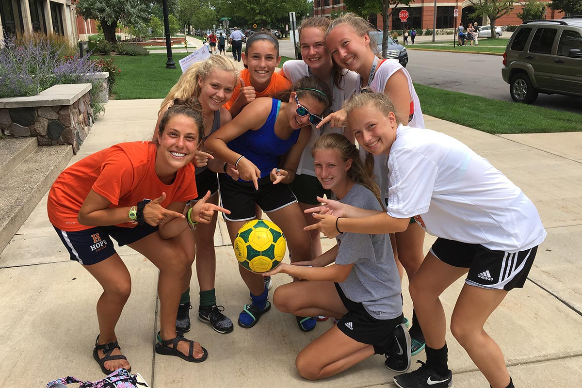 Hope Soccer Summer Day Camps