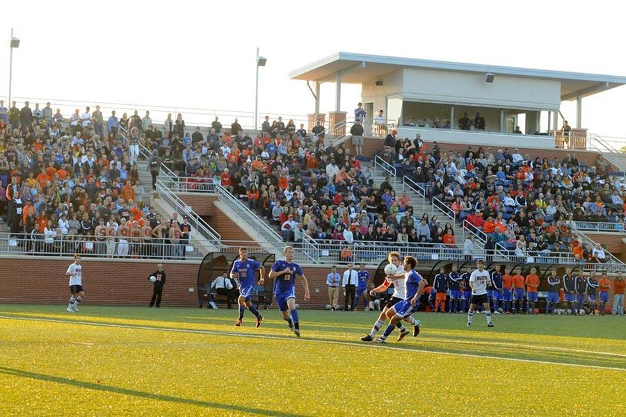 Van Andel Soccer Stadium - Hope College - Hope Soccer Camps